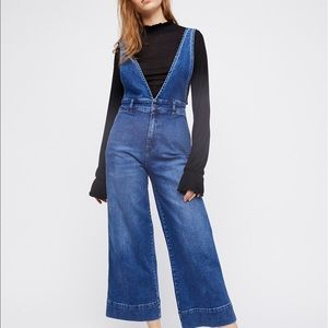 Free People A-Line overall